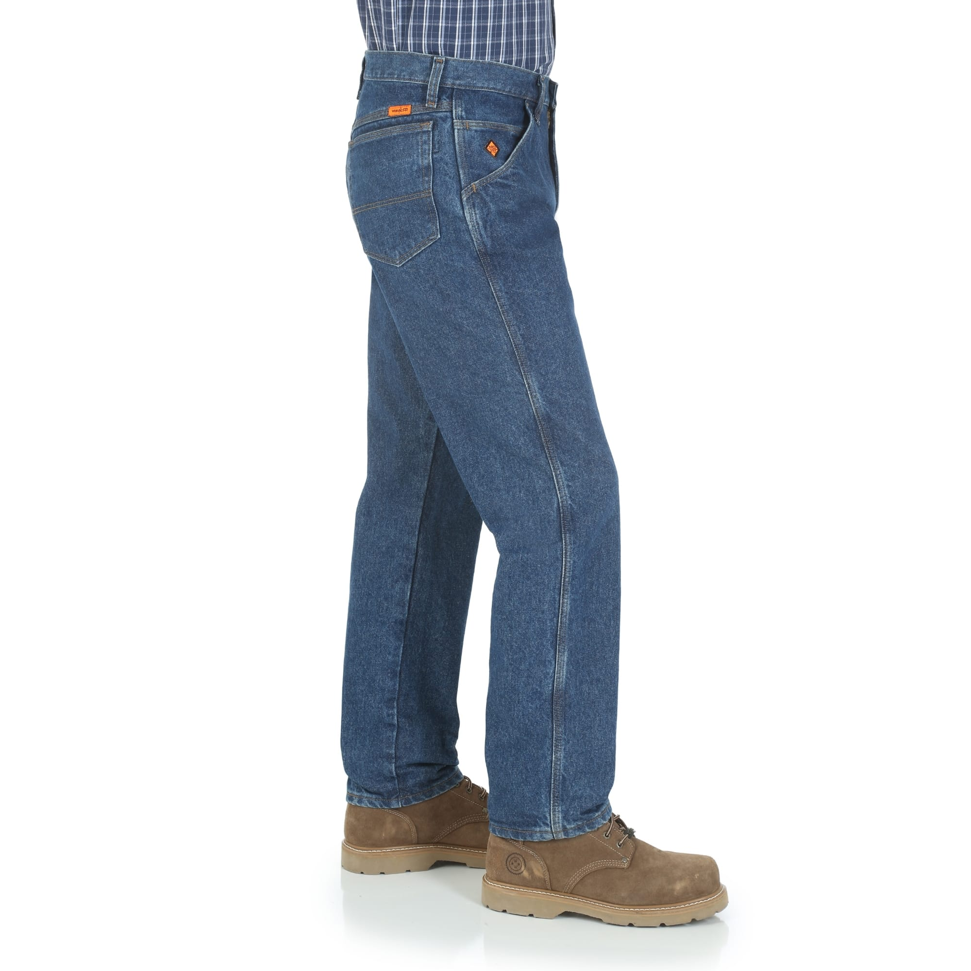 Arc Rated Relaxed Fit Wrangler Riggs Jeans Fr3w050