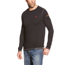 Ariat Black Polartec Base Layer