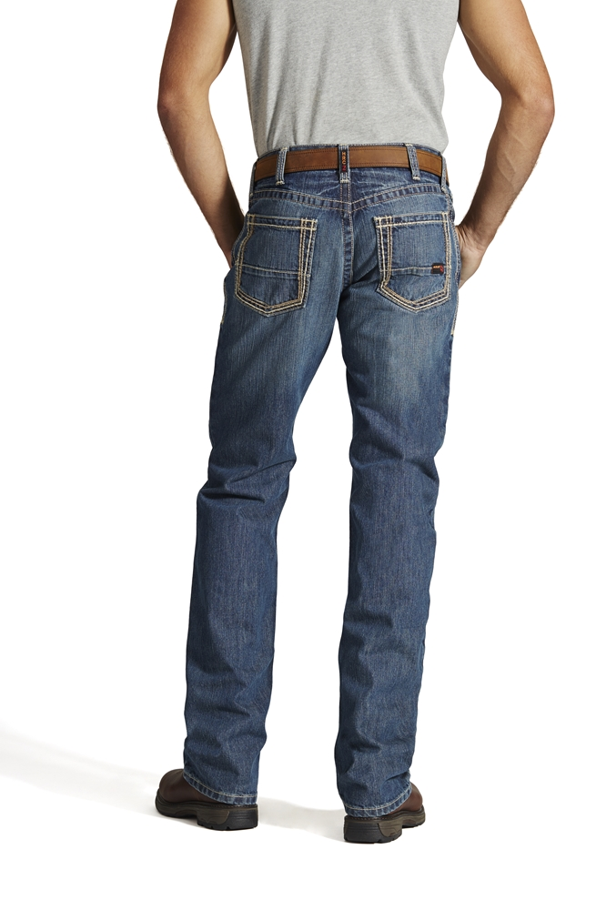 0af012db4e1 ... Ariat FR M4 Clay Low Rise Boundary Boot Cut Jean - 10016173 ...