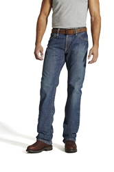 Ariat FR M4 Clay Low Rise Boundary Boot Cut Jean