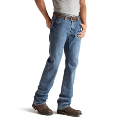 Ariat FR M4 Flint Low Rise Basic Boot Cut Jean