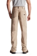 Ariat FR M4 Khaki Relaxed Workhorse Boot Cut Pant  - 10017227
