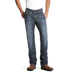 Ariat FR M4 Lassen Low Rise Duralight Stretch Basic Boot Cut Jean