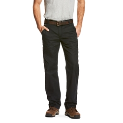 Ariat FR M4 Low Rise Workhorse Boot Cut Pant | Black