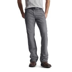 Ariat FR M4 Low Rise Workhorse Boot Cut Pant | Charcoal
