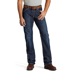 Ariat FR M4 Shale Low Rise Boundary Boot Cut Jean