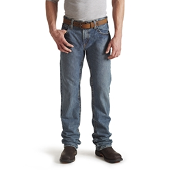 Ariat FR M5 Clay Slim Basic Stackable Straight Leg Jean