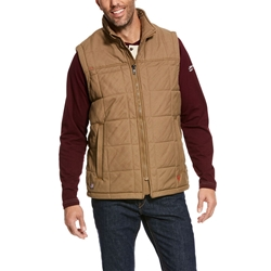Ariat Flame Resistant Crius Insulated Vest | Field Khaki
