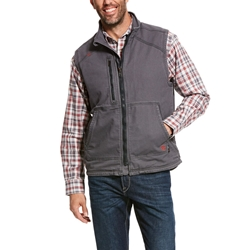 Ariat Flame Resistant Duralight Stretch Canvas Vest