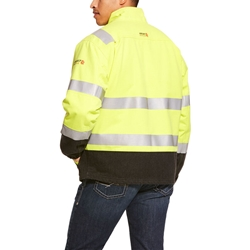 Ariat Flame Resistant Hi-Vis H2O Insulated Waterproof Jacket