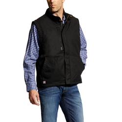 Ariat Flame Resistant Workhorse Insulated Vest | Black