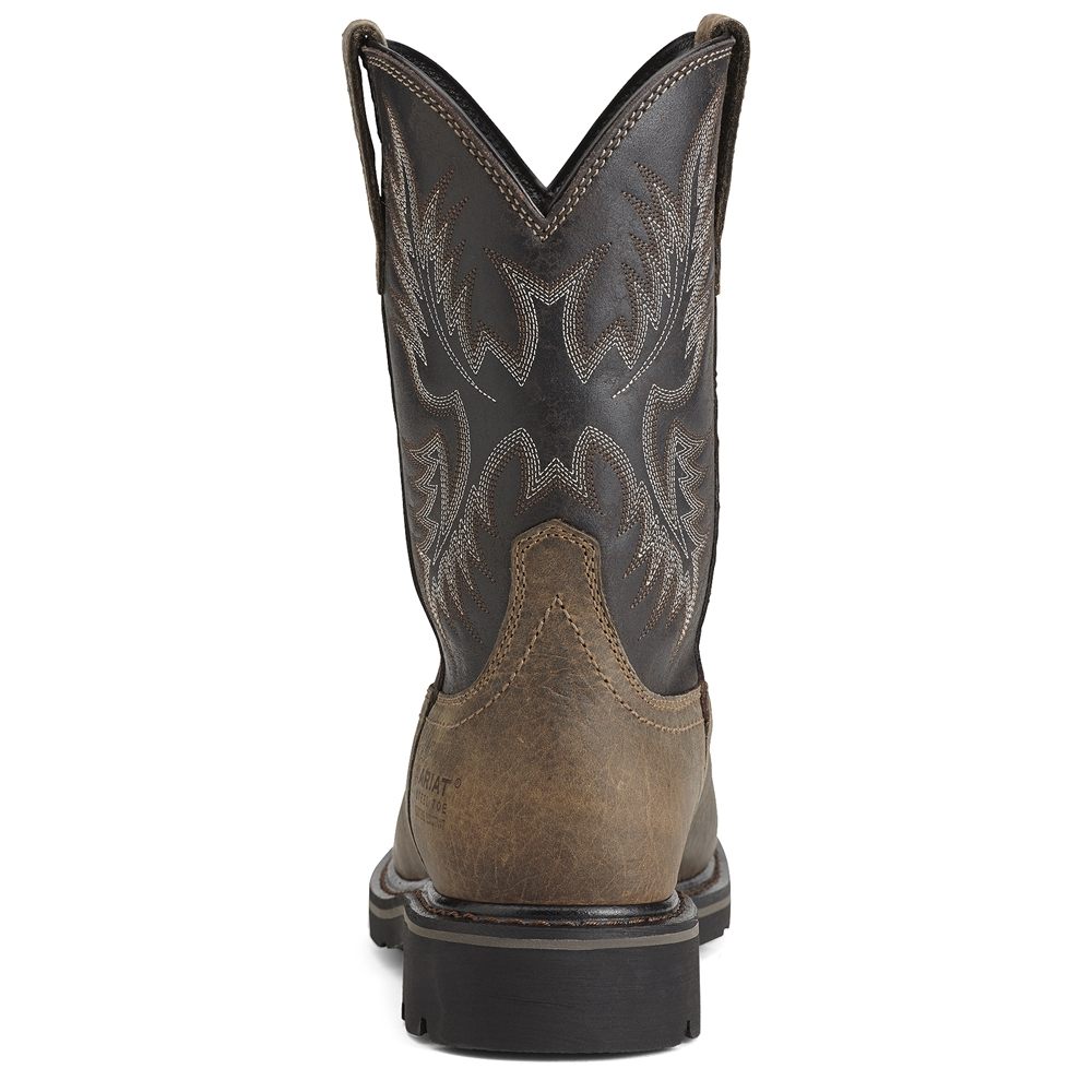 Ariat Puncture Resistant Steel Safety Toe Boots Froutlet Com
