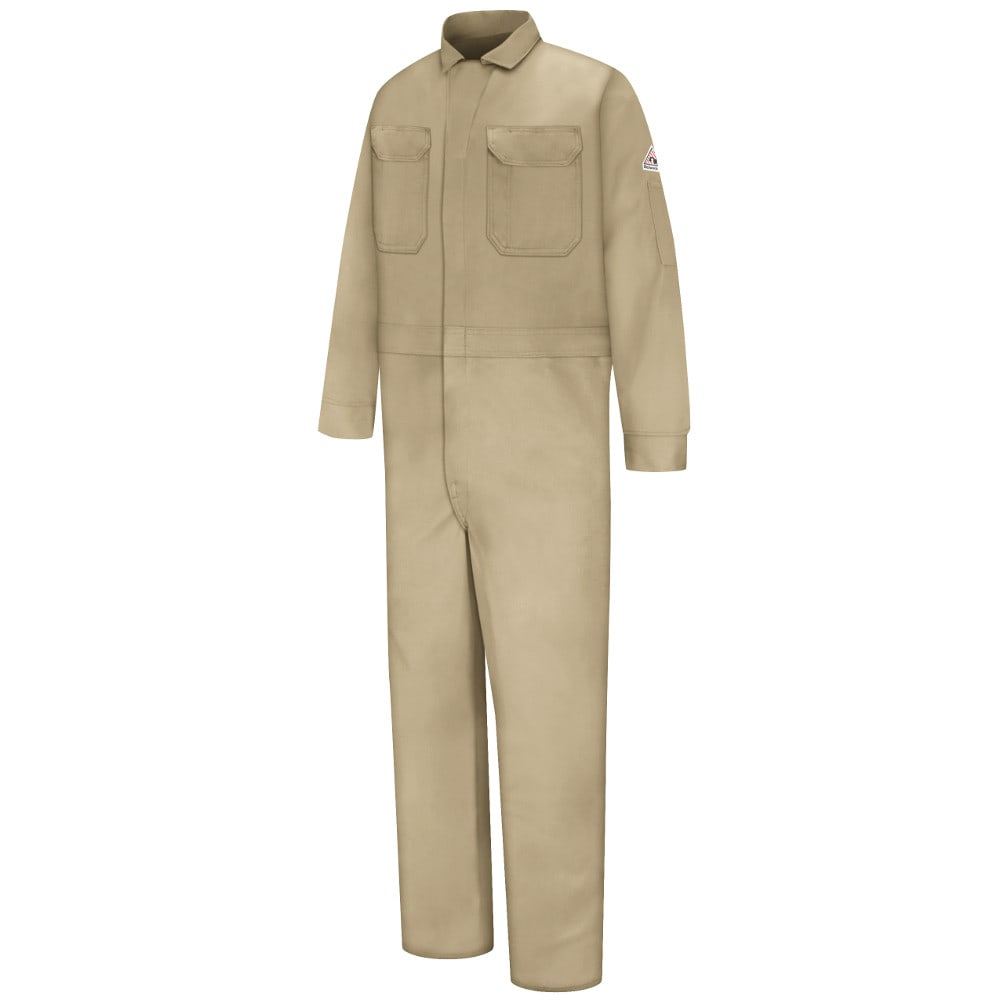 Bulwark FR Deluxe 100% Cotton Contractor Coverall