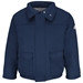 Bulwark Fire Resistant Navy Insulated Bomber Jacket