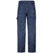 Bulwark Flame Retardant Stone Wash Denim Dungaree