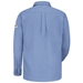 Bulwark Flame Resistant 5.8 oz Uniform Shirt | Light Blue - SMU4LB