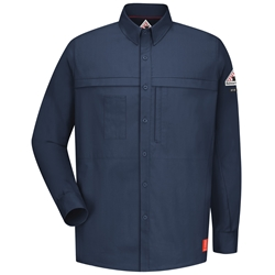 Bulwark iQ Series Long Sleeve Concealed Pocket Shirt