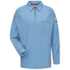 Bulwark iQ Series Fire Resistant Long Sleeve Polo