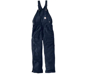 Carhartt FR Duck Bib Overall - Unlined | Dark Navy