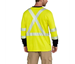 Carhartt Flame Resistant High-Visibility Force Long-Sleeve T-Shirt | Class 3 - 102905-323