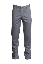 Lapco 7 oz FR Ultrasoft AC Uniform Pant | Grey
