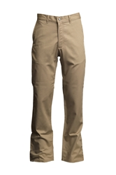 Lapco 7 oz FR Ultrasoft AC Uniform Pant | Khaki