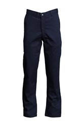 Lapco 7 oz FR Ultrasoft AC Uniform Pant | Navy