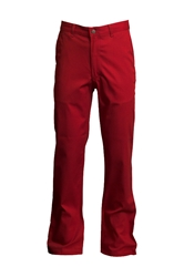 Lapco 7oz FR Uniform Pant | Red