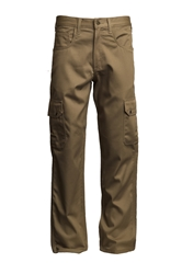 Lapco 9 oz FR Cotton Cargo Pants | Khaki