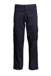 Lapco 9 oz FR Cotton Cargo Pants | Navy