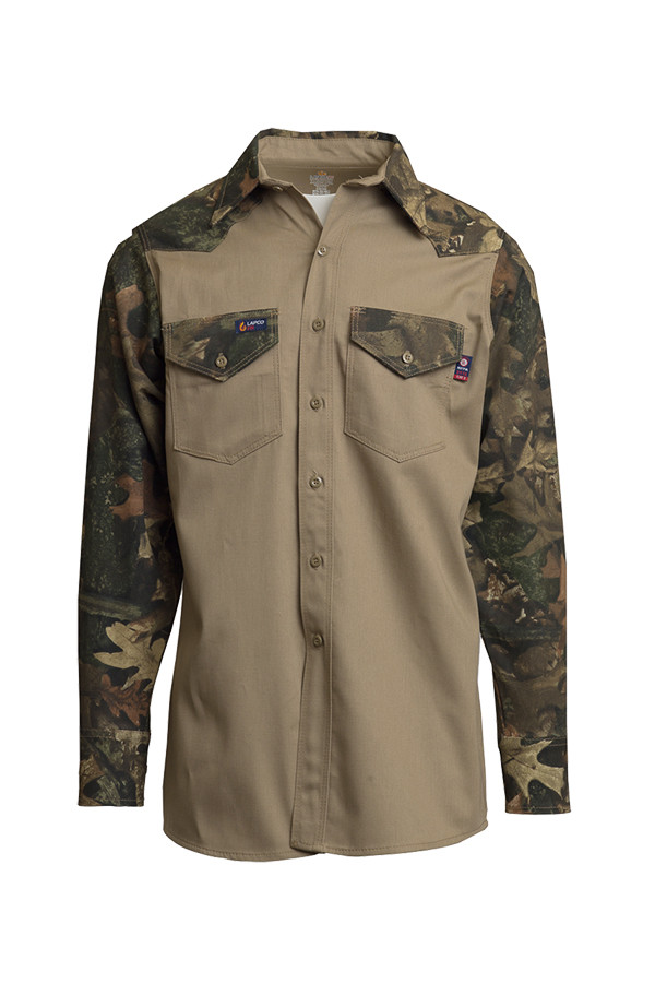 Lapco Fire Resistant Western Shirt