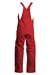 Lapco Flame Resistant 9oz Insulated Bib Overall | Red - BIFRWS9RE