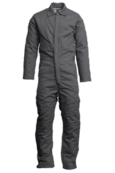 Lapco Flame Resistant 9oz Insulated Coverall | Grey