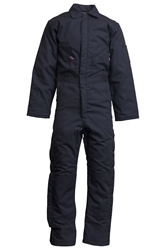 Lapco Flame Resistant 9oz Insulated Coverall | Navy