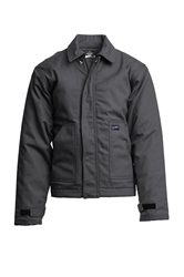 Lapco Flame Resistant 9oz Insulated Jacket | Grey
