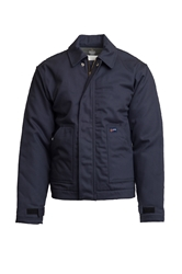 Lapco Flame Resistant 9oz Insulated Jacket | Navy