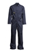 Lapco Men's 7oz Flame Resistant Navy Deluxe Coverall   - GOCD7NY