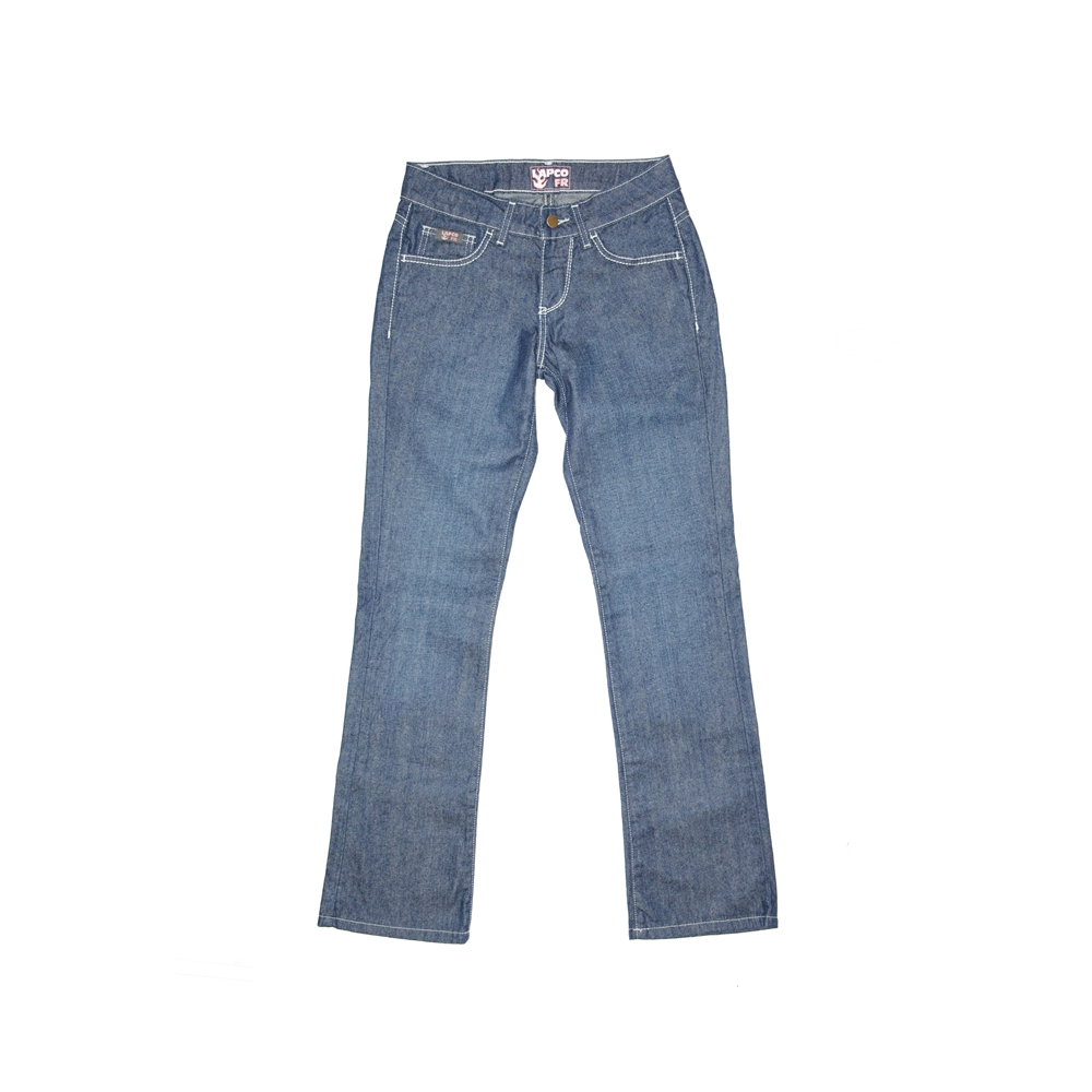 e8417682 Lapco Ladies Modern Fit Jeans | Flame Resistant Denim