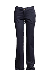 Lapco Women's FR Advanced Comfort Uniform Pants| Navy