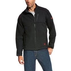 Men's Ariat FR Platform  Jacket | Black