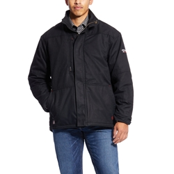 Men's Ariat FR Workhorse Jacket | Black