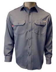 Men's Reed FR DH Shirt | Gray