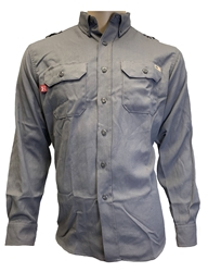 Mens Reed FR DH Shirt | Gray
