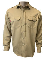 Men's Reed FR DH Shirt | Khaki