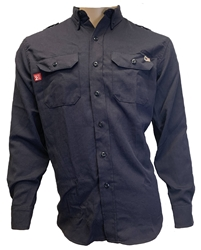 Mens Reed FR DH Shirt | Navy
