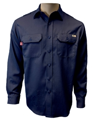 Men's Reed FR DH Shirt | Navy