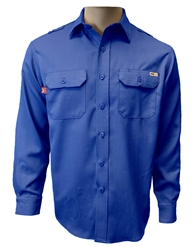 Mens Reed FR DH Shirt | Royal Blue