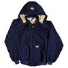 Rasco Flame Retardant Navy Hooded Jacket