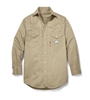 Rasco FR Lightweight Work Shirt | Khaki