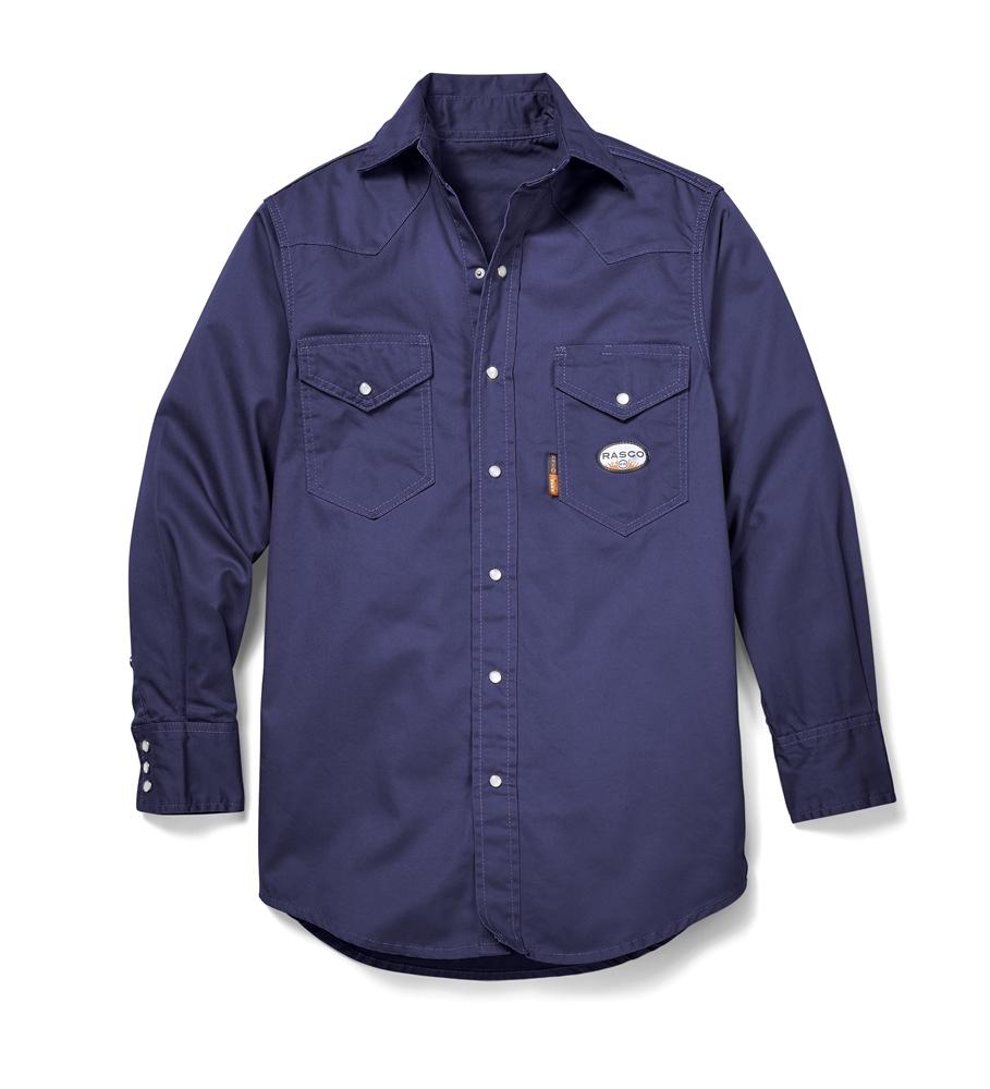 1a6d24bc2f7 Lightweight Work Shirt Long Sleeve - Cotswold Hire